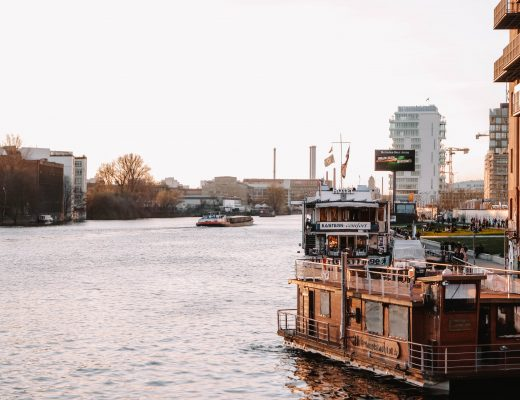 Spree, Berlin