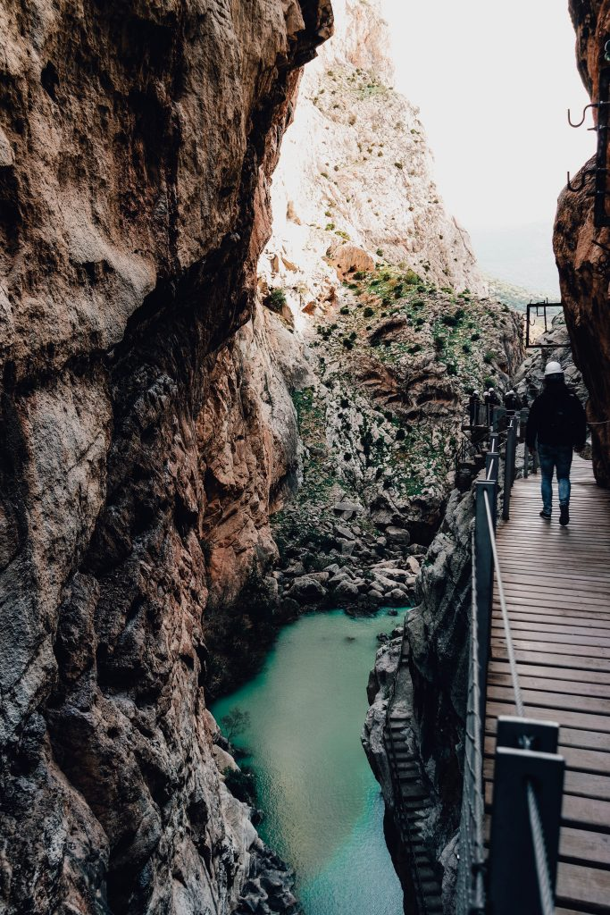 Walking the Caminito del Rey