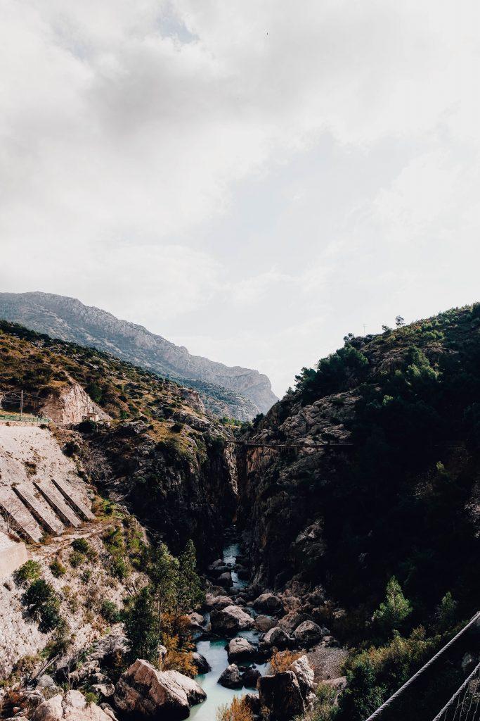 Views from the Caminito del Rey