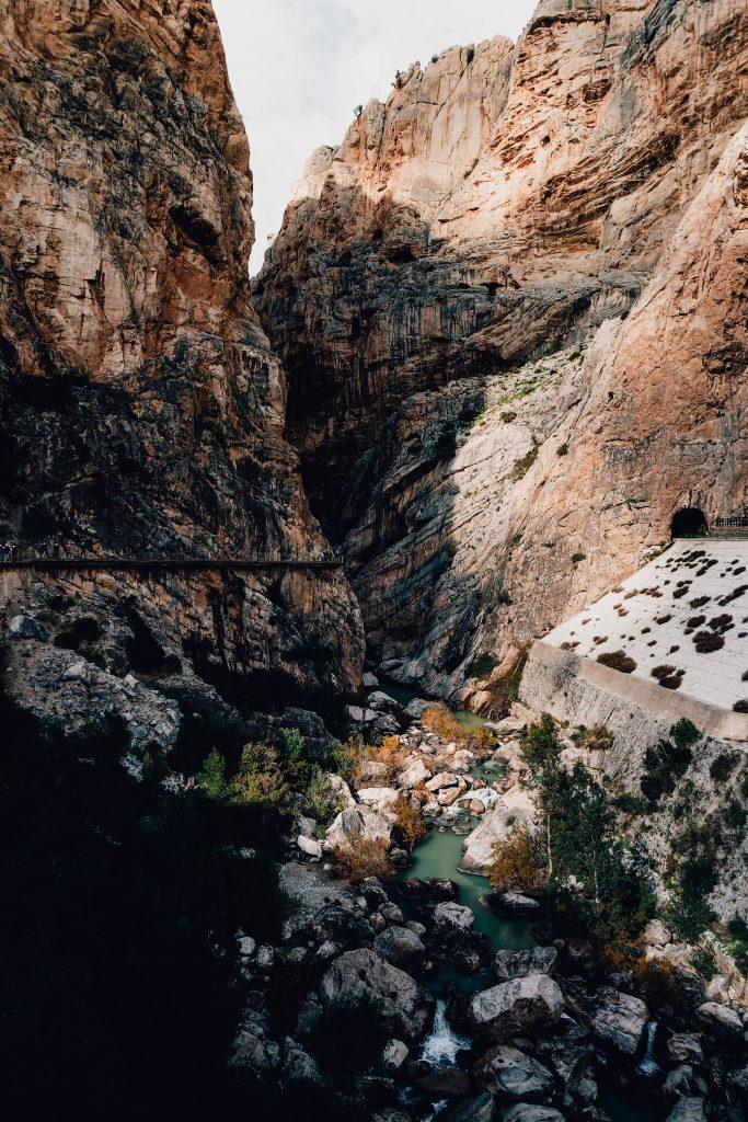 Hiking the Caminito del Rey