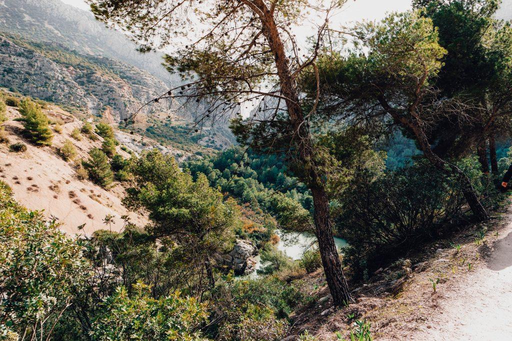 Caminito del Rey in Andalusia