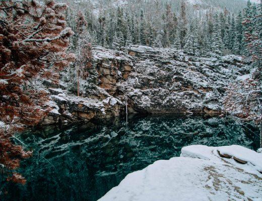 Horseshoe Lake, Canada
