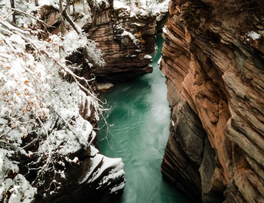 aAthabasca Falls, Icefields Parkway, CanadaaAthabasca Falls, Icefields Parkway, Canada