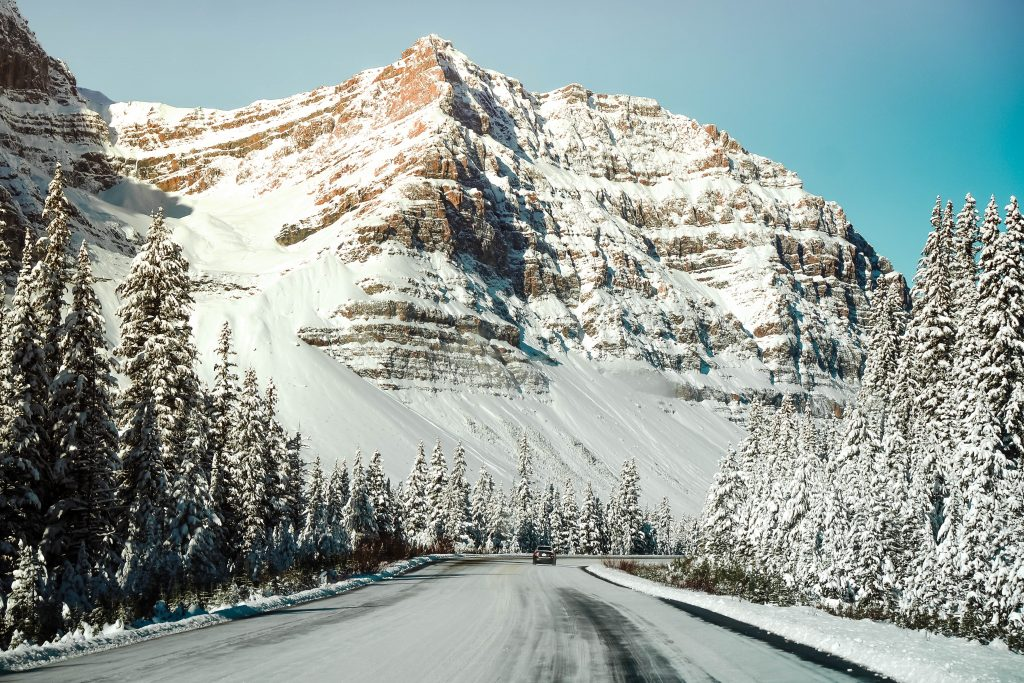 A guide to the Icefields Parkway, Canada