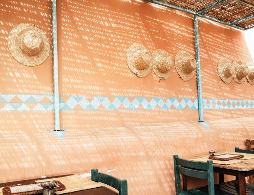 Henna Art Cafe, Marrakech