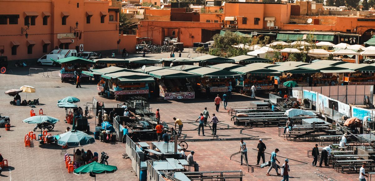 Djeema El-Fnaa, Marrakech City Guide