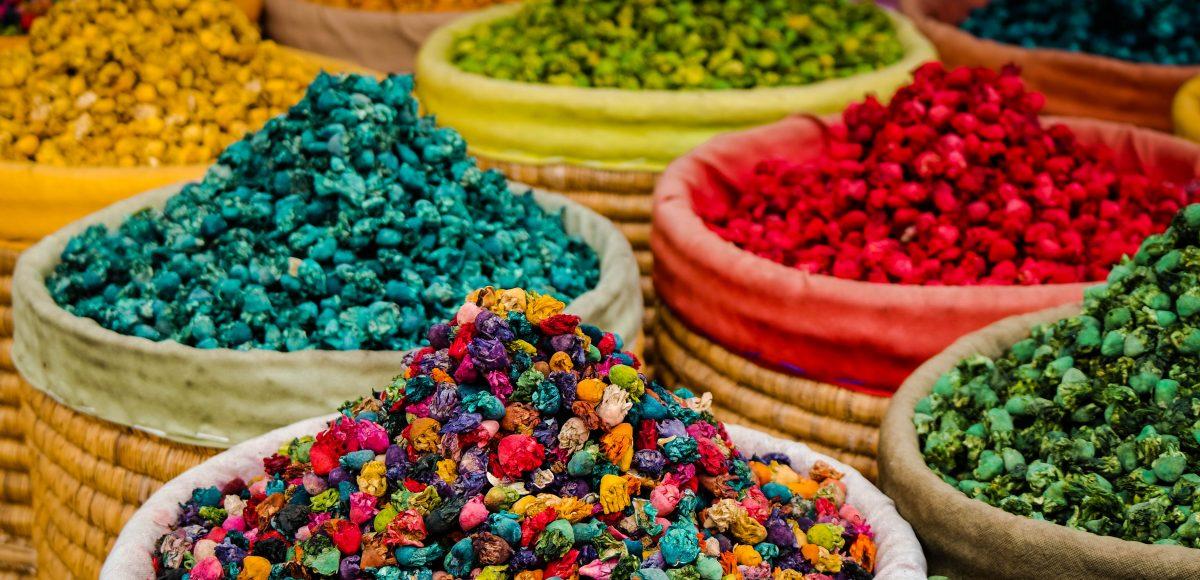 Colorful Marrakech, Souks