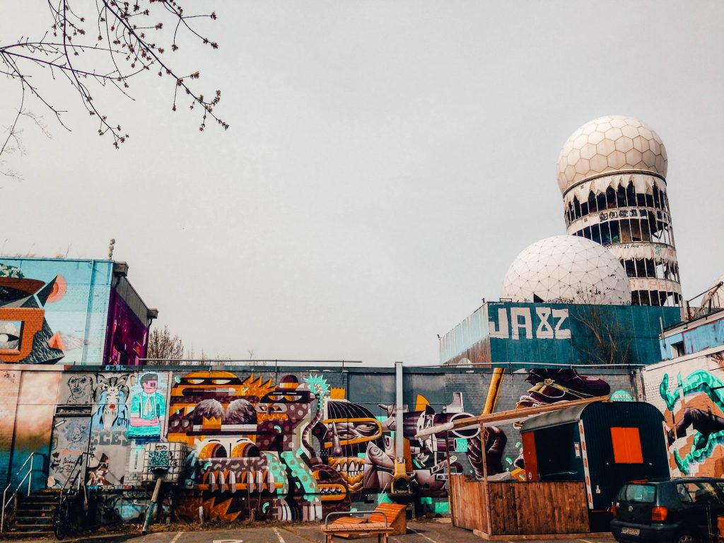 Teufelsberg, Berlin - Alternative Guide