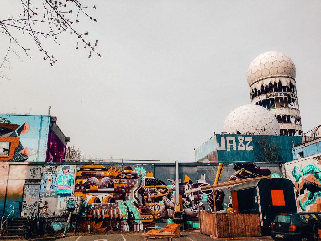 Teufelsberg, Berlin - Alternative Guide
