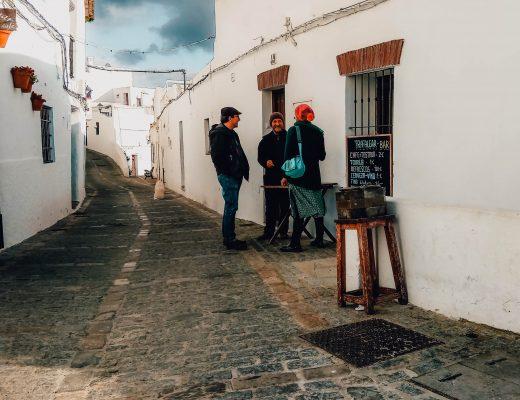 Trafalgar Bar, Vejer de la Frontera