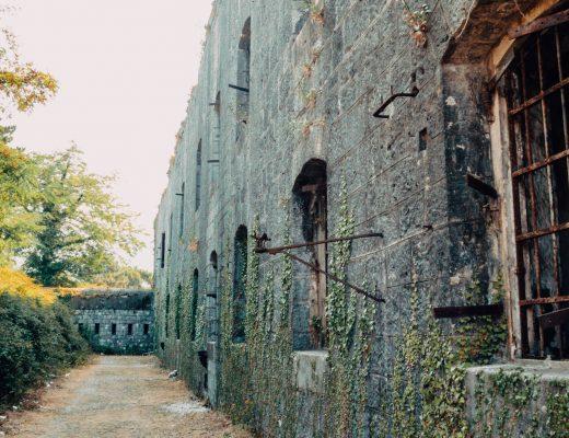 Vrmac Fort, Kotor, Montenegro