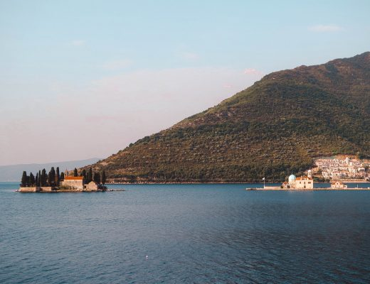 Perast and Lady of the Rocks, Montenegro