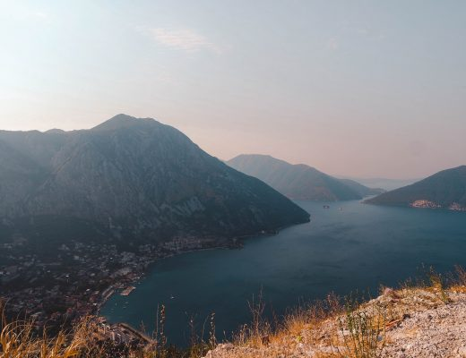Risan Bay, North Montenegro
