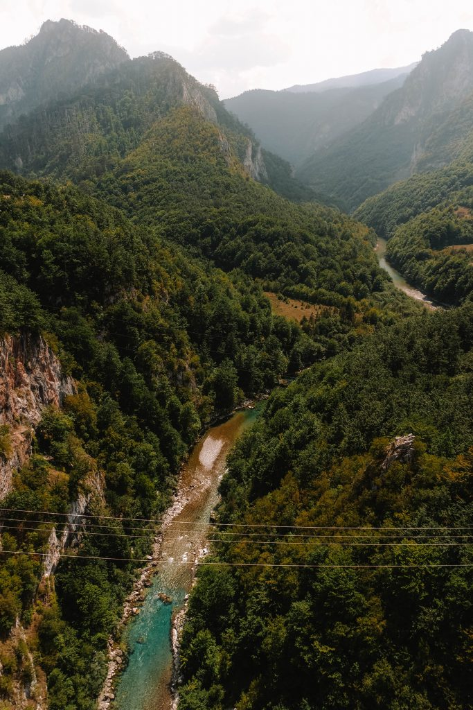 Tara Canyon, Montenegro