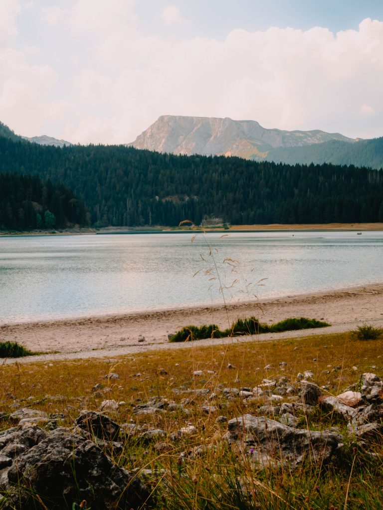 Black Lake, Zabljak, Durmitor National Park, Montenegro