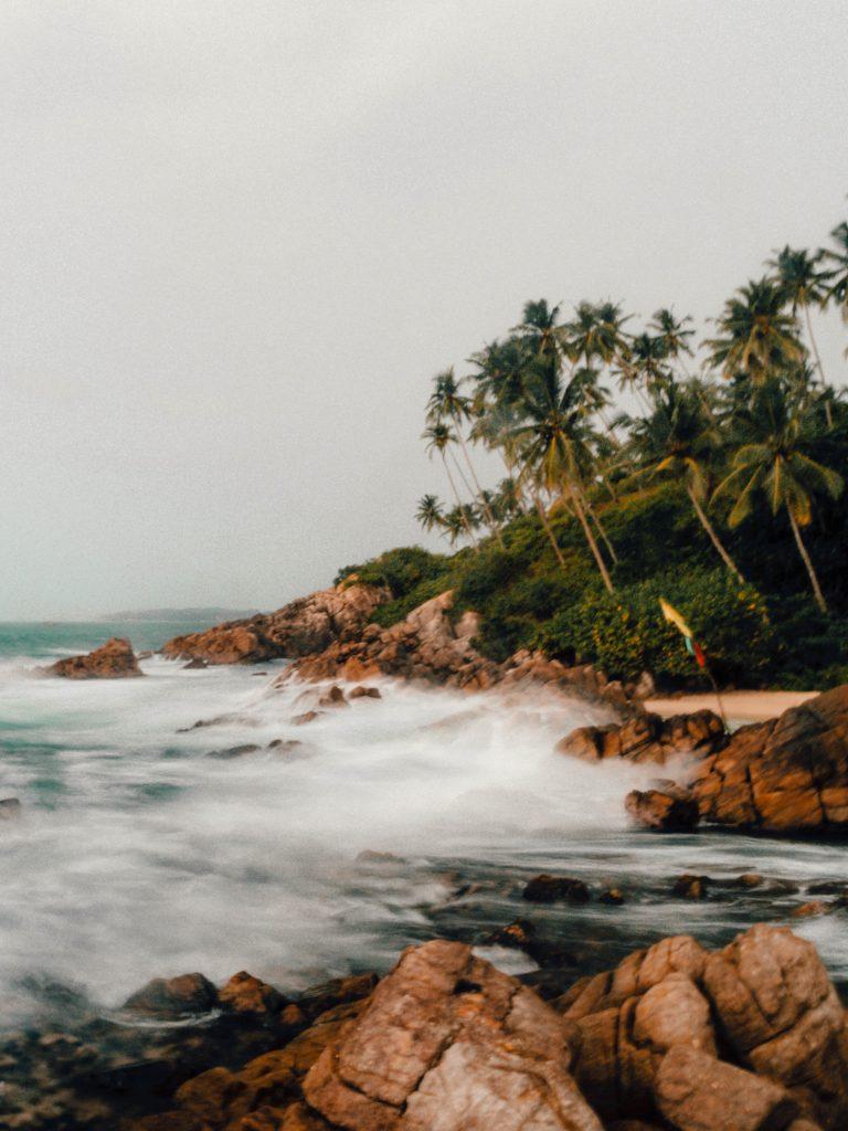 Secret Beach, Mirissa