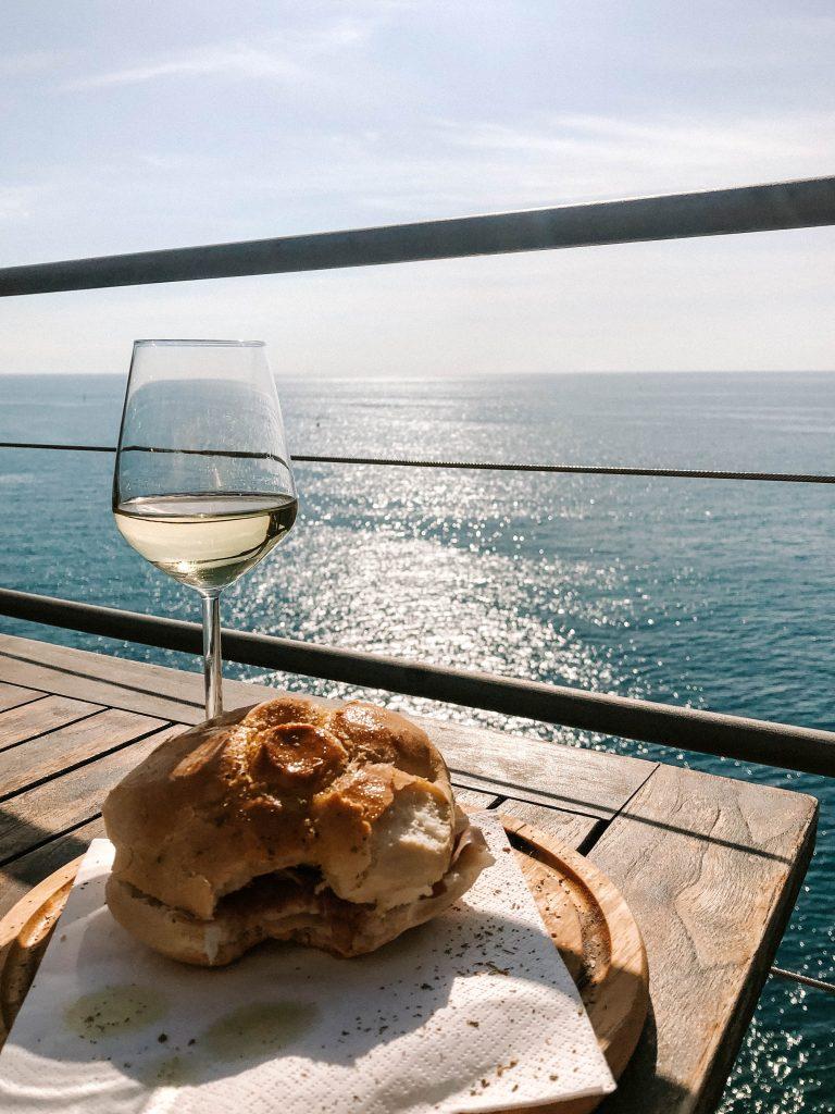 Bar E Vini A Pie' de Ma, Riomaggiore, Cinque Terre