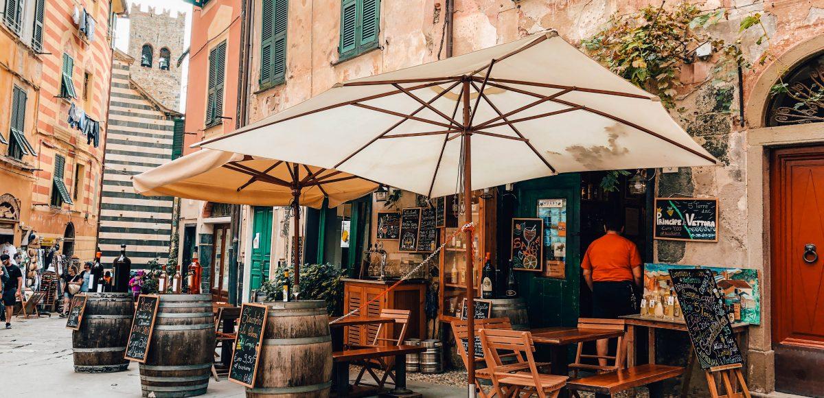 Enoteca da Eliseo, Monterosso, Cinque Terre Bar