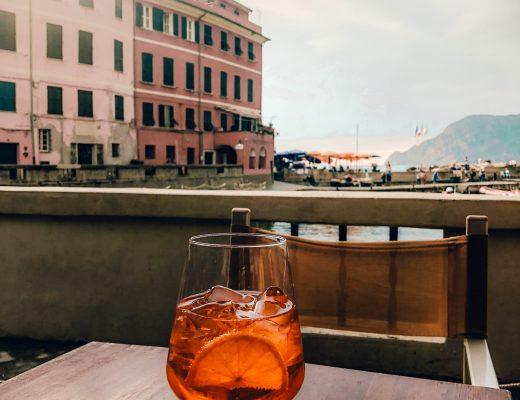 Ananasso Bar, Vernazza, Cinque Terre