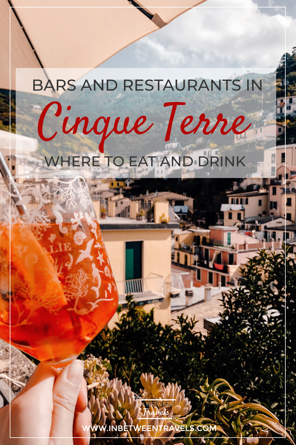 Bar and Restaurant Guide Cinque Terre