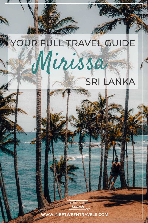 Your full Mirissa Travel Guide, Sri Lanka