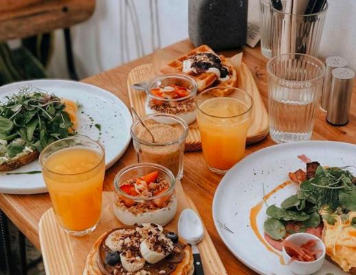Heim Cafe, Lisbon Brunch