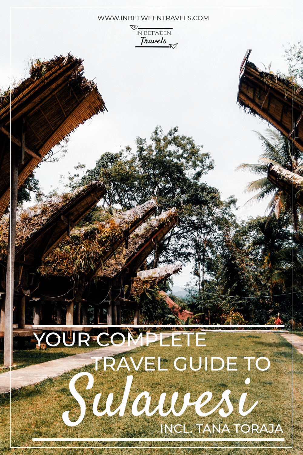 Travel Guide to Sulawesi, Indonesia