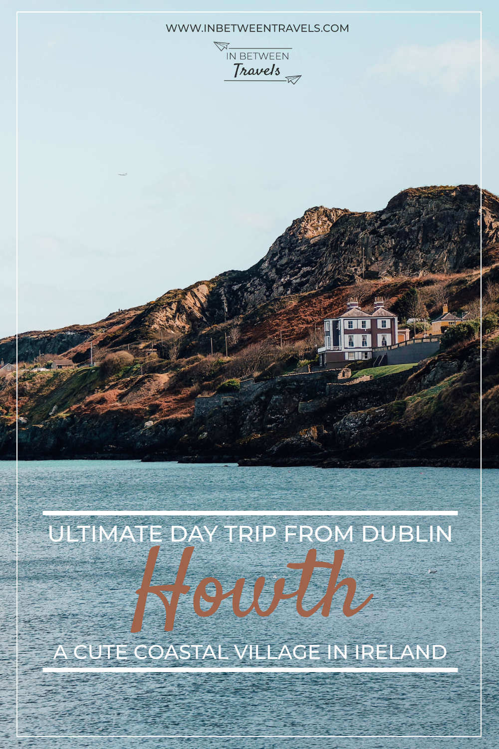 Visit coastal city Howth, a day trip from Dublin