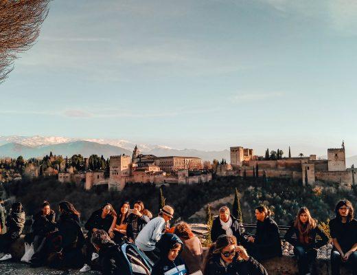 San Nicolas Viewpoint, Alhambra - Granada City Guide