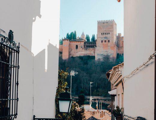 Albaicin and Alhambra views in Granada, City Guide