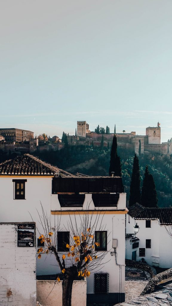 Alhambra from San Nicolas Viewpoint