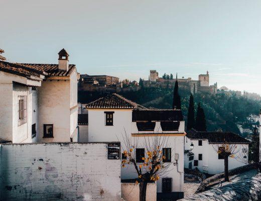 Albaicin and the view on Alhambra, Granada City Guide