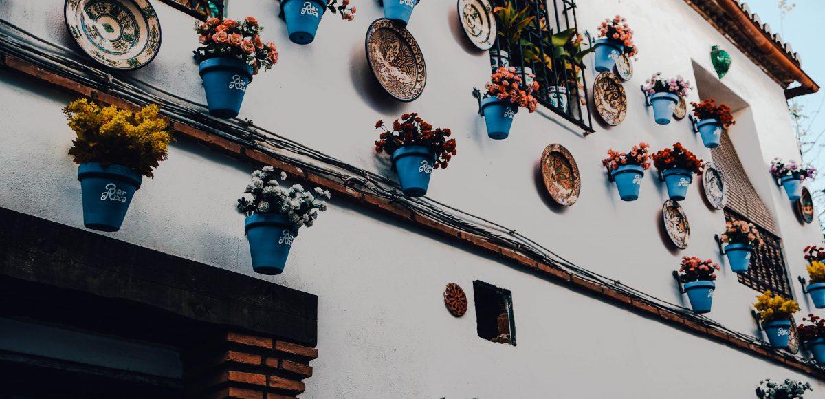Albaicin in Granada, Andalucia, Spain