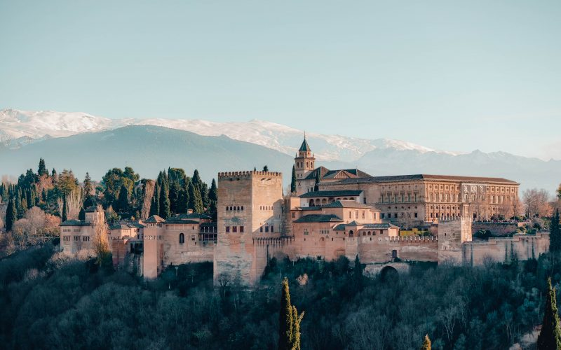 Alhambra from San Nicolas Viewpoint, Granada City Guide