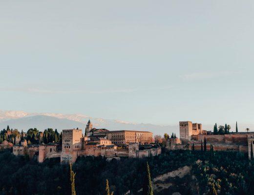 Viewpoint San Nicolas on the Alhambra, Granada