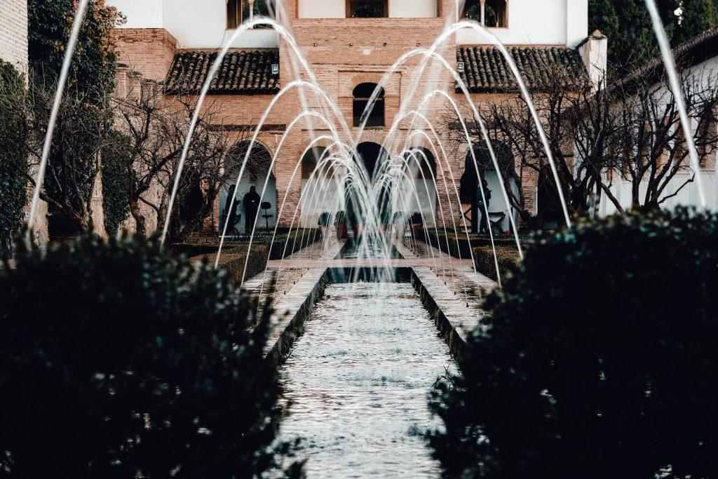 Generalife, Alhambra, Granada City Guide, Spain