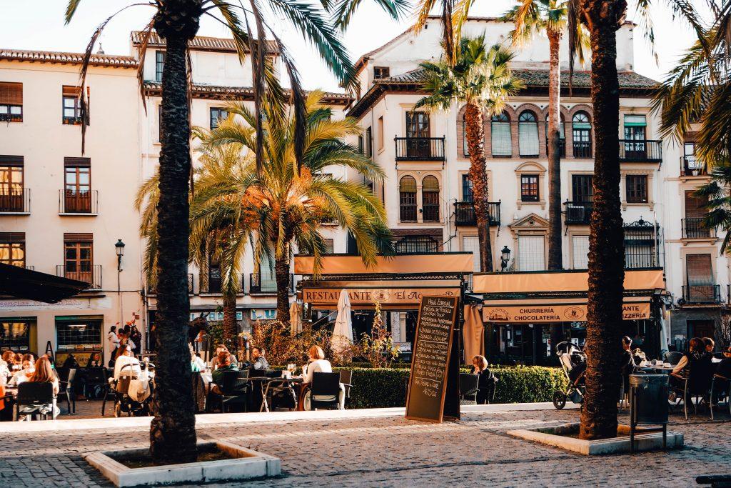 Plaza de la Romanilla, Granada