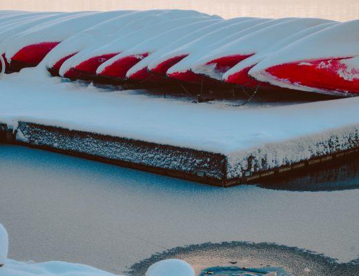 Boat rental at Lake Louise, Canada