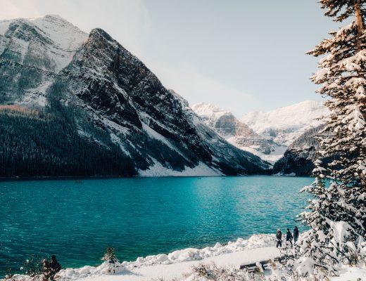 Lake Louise, Alberta, Rocky Mountains