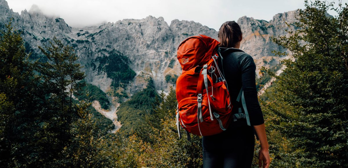 Valbona to Theth day hike, a stunning route in the Accursed Mountains