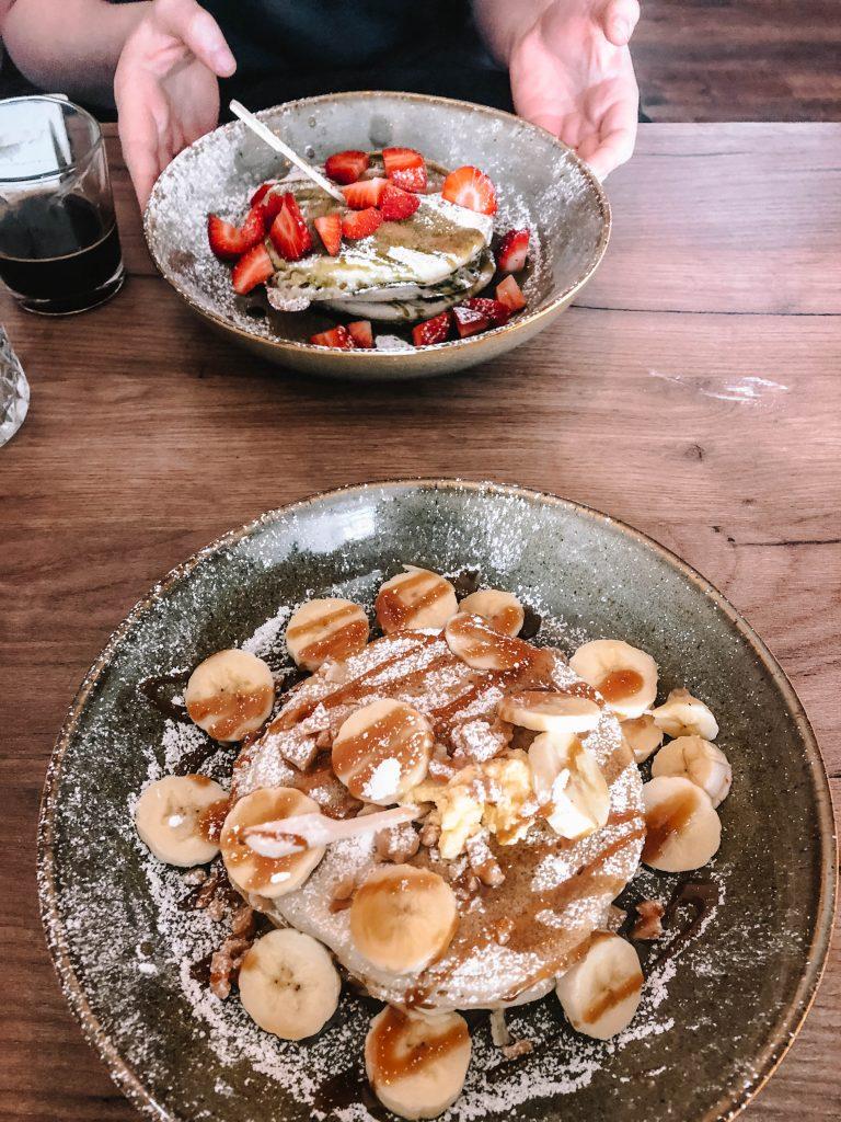 Pancakes at Mr. Nonno, Rotterdam
