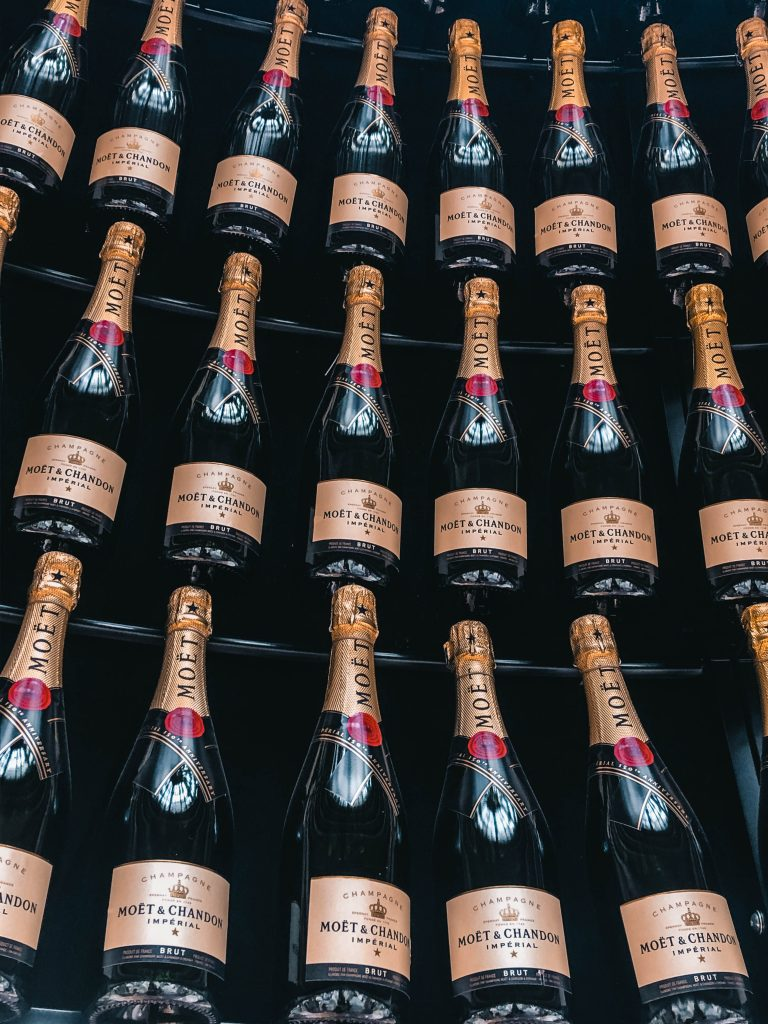 Bubbly weekend at Moet & Chandon, Champagne Region