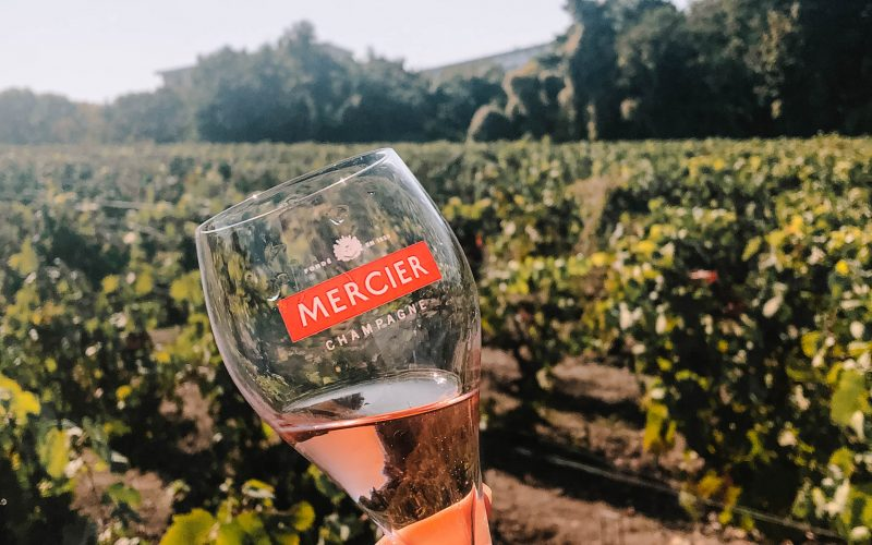 Mercier Champagne Tour during a bubbly weekend in Epernay