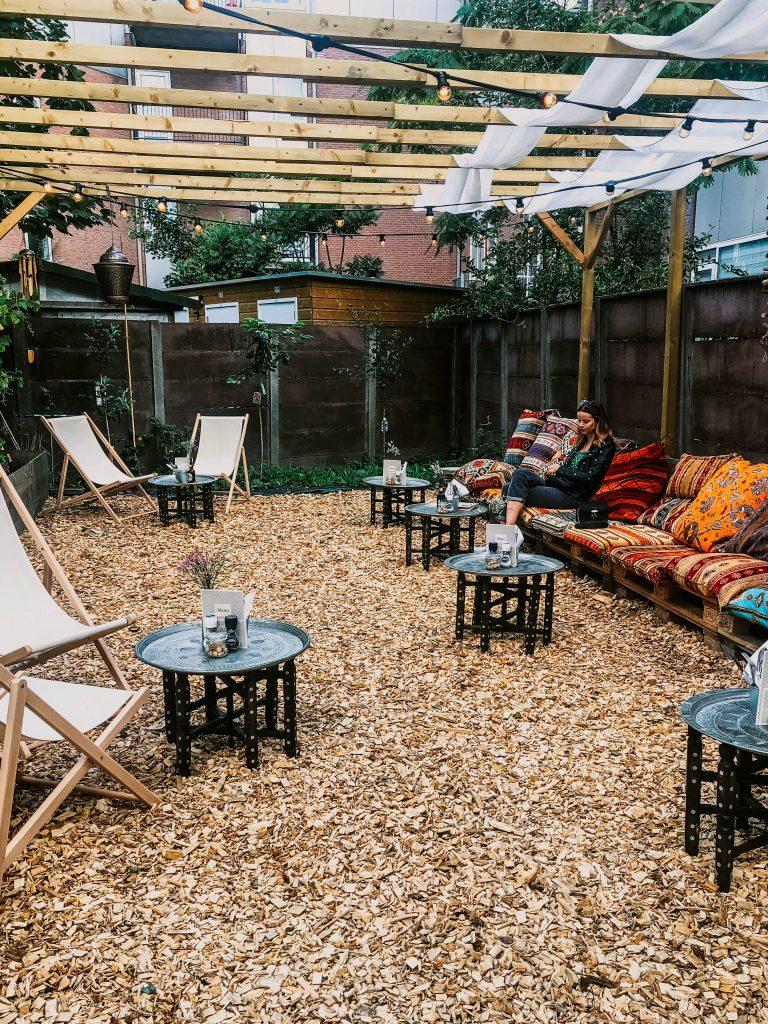 Arzu West Backyard, Rotterdam