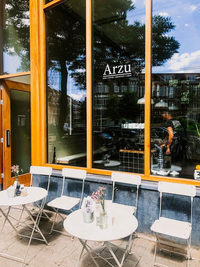 Arzu West, Middellandplein, Rotterdam