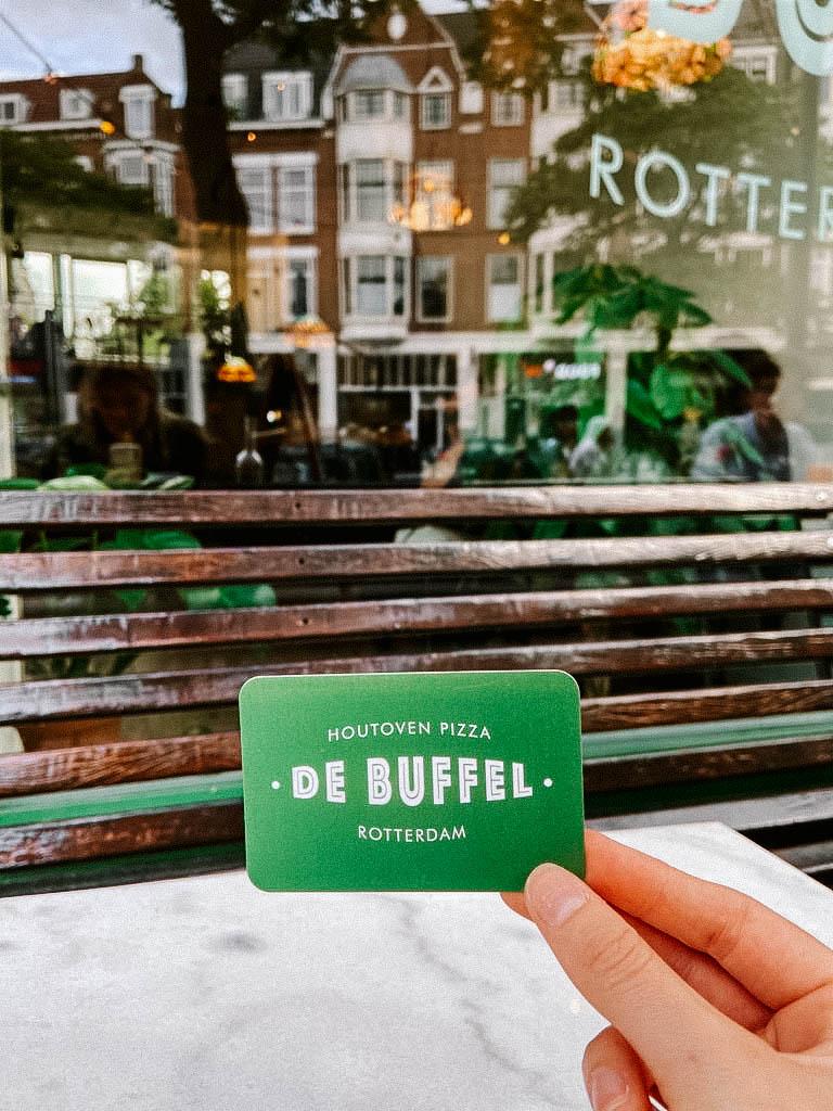 De Buffel, Rotterdam