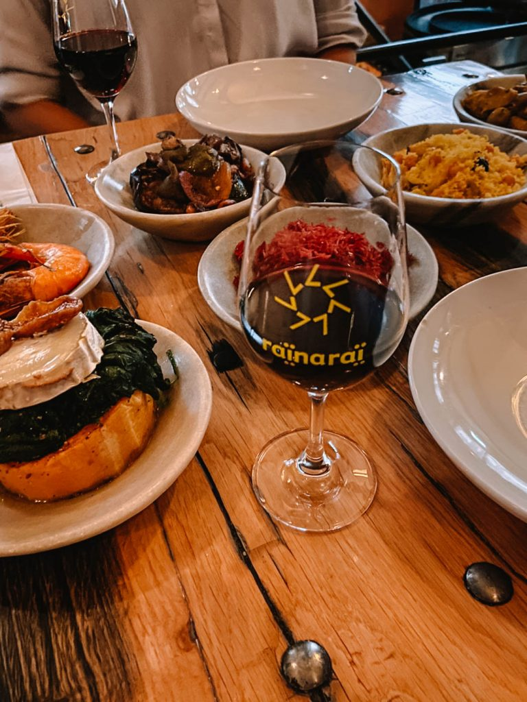 Rainarai, a tasty Algerian restaurant in Middelland, Rotterdam