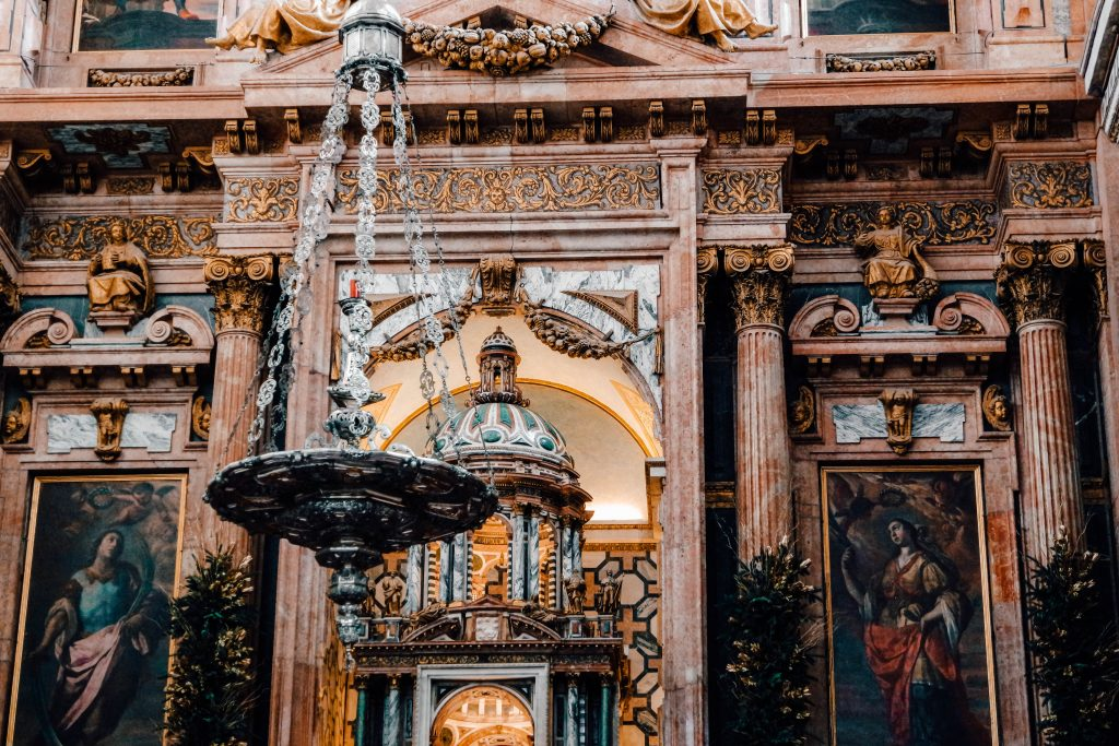 Mezquita - Cathedral Cordoba, Spain, Andalusia