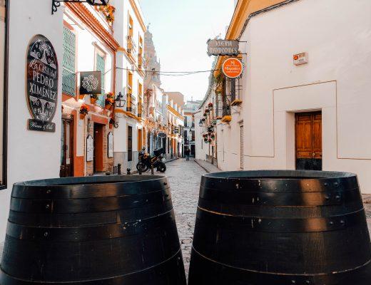 Views from Cerveceria Califa, Cordoba