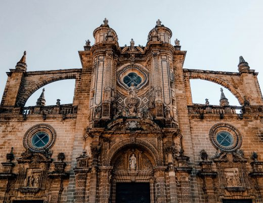 Cathedral in Jerez de la Frontera, Andalusia